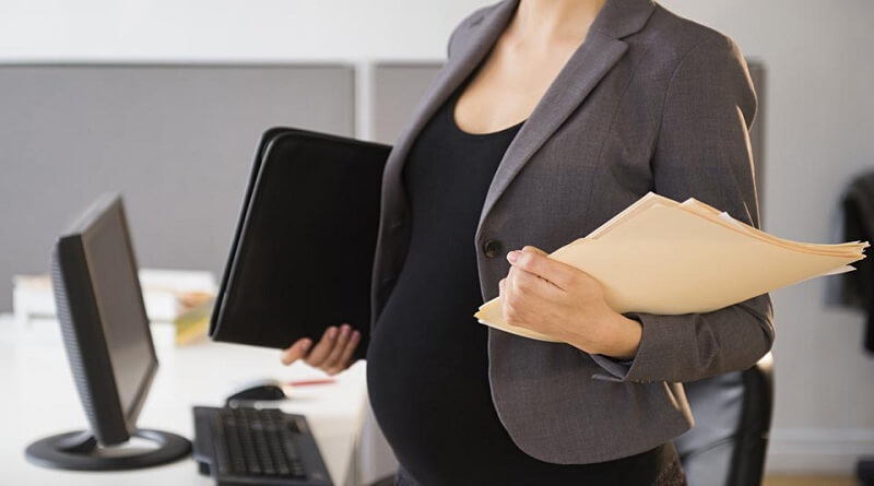 Как быть беременным при ликвидации предприятия 90